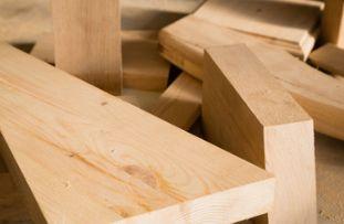 produkcja z drewna
